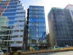 【店舗物件紹介】神谷町!新築1階、2階!オシャレなガラス張り!