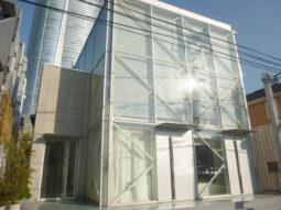 【店舗物件紹介】六本木!オシャレ!ガラス張り!1階!