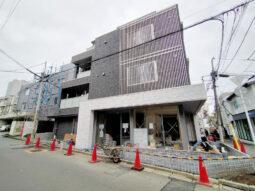 【店舗物件紹介】代官山!新築1階!ガラス張り!