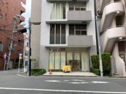 【店舗物件紹介】恵比寿!オシャレな1階!天井高2.9m!