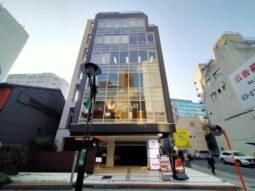 【店舗物件紹介】赤坂1階!天井高3.4m!赤坂みずじ通り沿い!